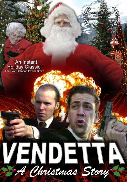 Vendetta DVD Cover .